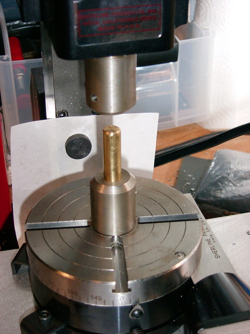 Align rotary table for Table align center
